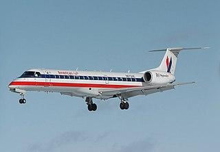 Embraer ERJ family Regional jet airliner family