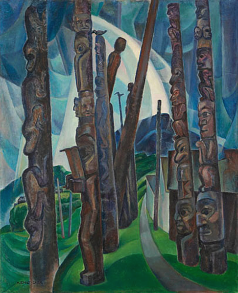 emily carr - image 2
