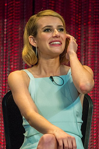 Emma Roberts - Roberts at 2014 PaleyFest for American Horror Story: Coven