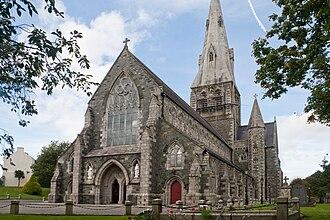 Enniscorthy - Saint Aidan's Cathedral, Enniscorthy