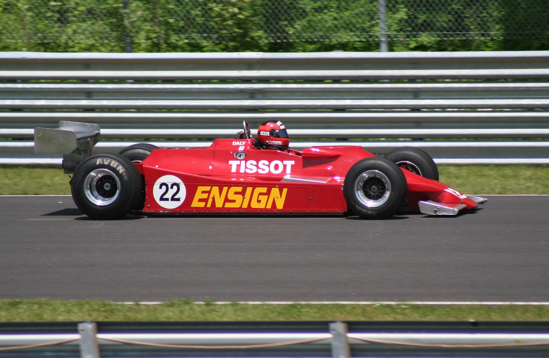 Ensign Racing - Wikipe...