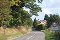 Entering Little Blakenham from the west - geograph.org.uk - 553509.jpg