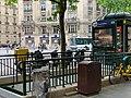 Entrée Station Métro Courcelles Paris 2.jpg