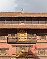 Entrance Wall of Patan museum-Patan Durbar Square-2053.jpg