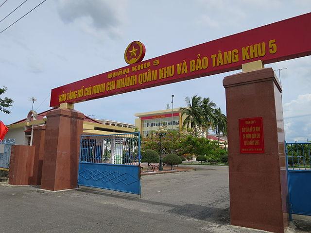 Zone 5 Military Museum