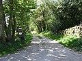 Entry to Kebbaty Manse - geograph.org.uk - 424465.jpg