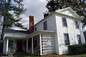 Ephraim Cleveland House - Ephraim Cleveland House