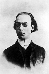 Erik Satie em 1900