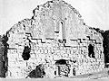 Ermakov. № 1885 - Ацхуръ Стены западной стор развал, храма.jpg