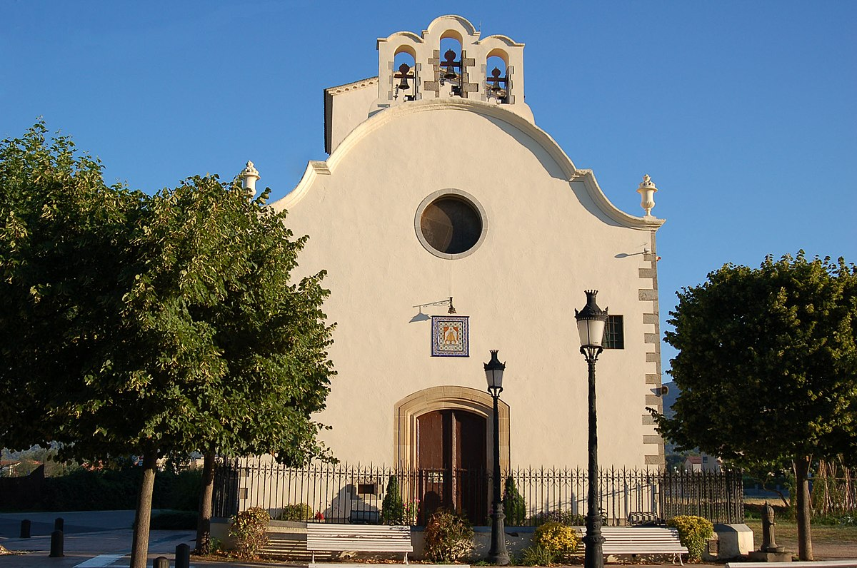 Santa María de Palautordera - Wikipedia, la enciclopedia libre