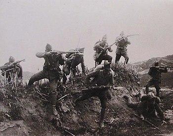 希土戦争 (1919年-1922年) - Wikipedia