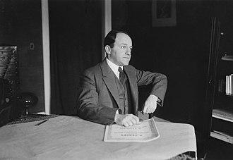 Ernest Bloch - Bloch in 1917