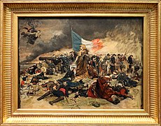 Ernest meissonier, l'assedio di parigi del 1870-71, 1884 ca.JPG