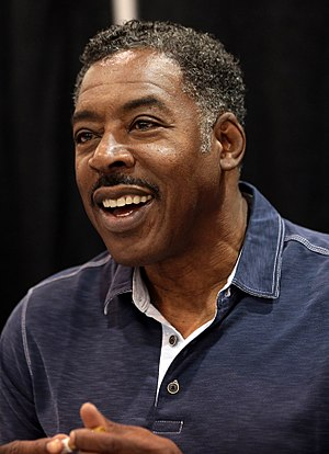 Ernie Hudson - Hudson at the 2017 Phoenix Fan Fest