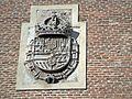 Escudo en la fachada de la iglesia del Convento de las Descalzas Reales (Valladolid) (1).jpg
