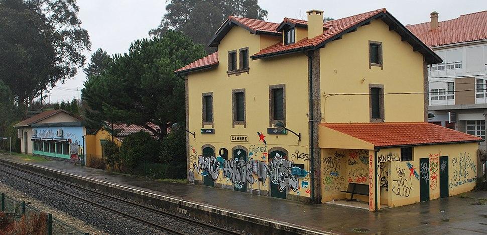 Estación de Cambre A Coruña