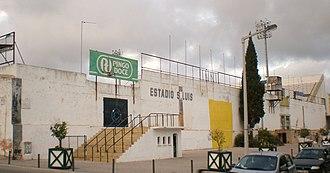S.C. Farense - Estádio de São Luís – Current stadium.