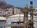 Estructura, Refinería de Tenerife, CEPSA, Santa Cruz, España, 2015.JPG