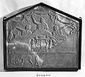 Estruscan sarcophagus fragments, circa 3-2 B.C. Wellcome L0013863.jpg