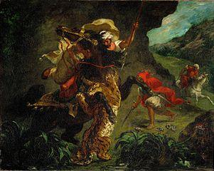 The Tiger Hunt