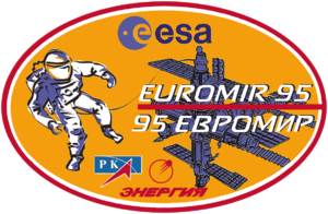 Euromir - Image: Euromir 95 mission patch