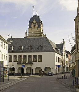 Euskirchen altes rathaus