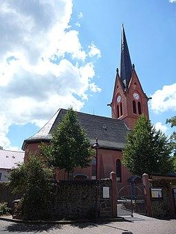 Evangelische Kirche Dörnigheim 03