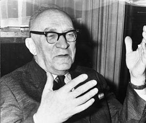 Evsei Liberman - Evsei Liberman in 1967