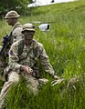 Exercise Sphinx Resurgence - 473 Battery Royal Artillery (Sphinx) MOD 45162667.jpg