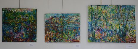 Exhibition of Natalia Chernogolova in Minsk Palace of Art 22.06.2014 04.JPG