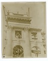 Exterior marble work - plaster model of the south end of the Fifth Avenue facade (NYPL b11524053-489428).tiff