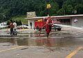 FEMA - 35577 - Clean up by firefighters begins in West Virginia.jpg