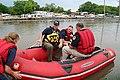 FEMA - 35690 - FEMA's Dick Heinje on flood water tour in Iowa.jpg