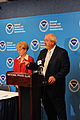FEMA - 44355 - FEMA Administrator W. Craig Fugate and NOAA Administrator Jane Lubchenco at NOAA hurricane season press conference.jpg