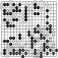 Fan Hui vs AlphaGo. 4a ronda