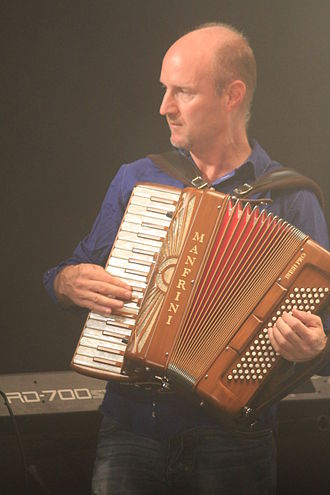 Donald Shaw (musician) - Image: FIL 2013 Capercaillie 8647