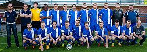 FK Lokomotíva Devínska Nová Ves - FK Lokomotíva from 2014/15.