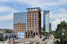 Inter City Hotel To Markische Stra Ef Bf Bde
