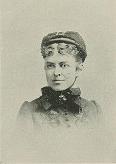 Frances Julia Barnes American temperance reformer