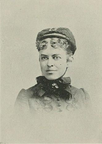 """Frances Julia Barnes - Frances Julia Barnes, """"A woman of the century"""""""