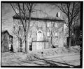 FRONT ELEVATION - Roane-Rodes House, 1008 Harrison Street, Lynchburg, Lynchburg, VA HABS VA,16-LYNBU,4-1.tif