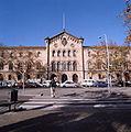 Façana de l'edifici històric de la Universitat de Barcelona.jpg