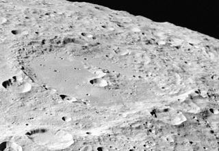 Fabry (crater) impact crater