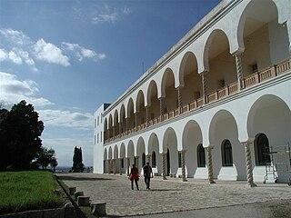 National museum in Carthage, Tunisia