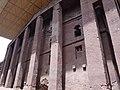Facade of Bet Medhane Alem Rock-Hewn Church - Lalibela - Ethiopia - 02 (8725978880).jpg