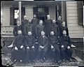 Faculty, 1893, Saint Louis College, sec9 no864 0001, photograph by Brother Bertram.jpg