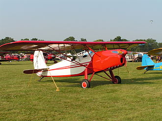 Fairchild 22 - Fairchild Model C7D
