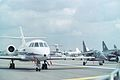 Falcon 20 & Alpha Jet - Farnborough 90.jpg