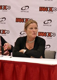 Fan Expo 2012 - Kate Mulgrew 1 (7897343256).jpg