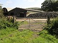 Farm from the disused railway track - geograph.org.uk - 42332.jpg